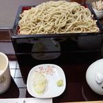 119184346 - 山葵は静岡産の本山葵です!でも、更に少なくなってます!