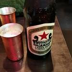 119185056 - サッポロ赤星中瓶