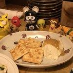 119187587 - チーズ豆腐 650円(税別)