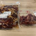 肉のスズキヤ - 料理写真:ジンギスカン~☆