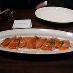 ウイステリア - 炙りサーモンのマリネ ディル風味