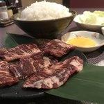 焼肉の牛若丸 - 料理写真: