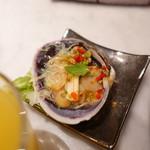 CHEDI LUANG - サラダ