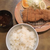 とんかつ八千代 - 料理写真:上とんかつ定食