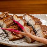 さかな工房 丸万 - 2019.10 鰻の蒲焼き