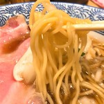 麺屋 狢 - 麺リフト