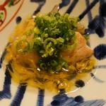 119199900 - 金目鯛の菊花あんかけ