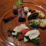 1192836 - タオルミナコース:前菜