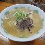 未羅来留亭 - ラーメン(麺カタ)