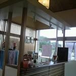 ちんすこう本舗 新垣菓子店 - この日はすんごく寒くて アイスは遠慮しました(^^;