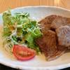 うちんくの食卓 - 料理写真:和牛ロース焼き