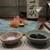 日本料理 TOBIUME - 料理写真:ゴチ網