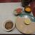 日本料理 TOBIUME - 料理写真:焼肉定食の準備