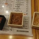 恵比寿 魚一商店 - お通し    400円