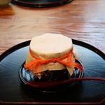 okometsukasafumiya - 茶壺の抹茶プリン