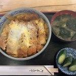 119207152 - 上カツ丼(2000円)