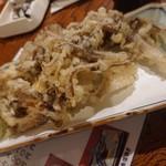 二本松 - 舞茸天ぷら