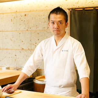 高橋潤氏(タカハシジュン)―次世代の江戸前を担う若き寿司職人