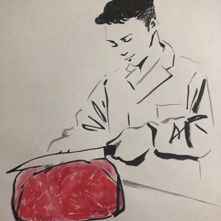 黒毛和牛の極上のお肉を匠の技術と感性で様々な食べ方を皆様に。