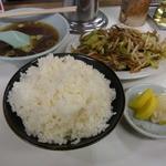 どさん子 - 野菜炒め定食