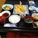 つつみ - 料理写真:天ぷら定食