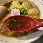 119223367 - 生姜の香る醤油スープ