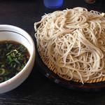 足立製麺所 - 料理写真:おおもり600円