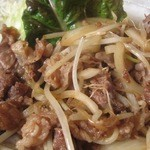 レストラン 平城 - 飯が旨いし焼肉が基本旨い シンプルだが最高のランチじゃ
