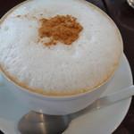 ROQUI  CAFE - カプチーノ