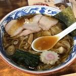 119230460 - ワンタン麺