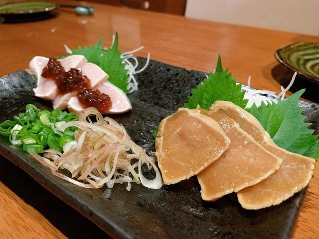 日本橋 逢鳥の料理の写真