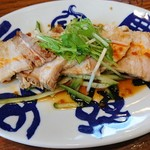 中華飯店てんじく - 料理写真: