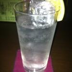 呑みきち - レモンサワー