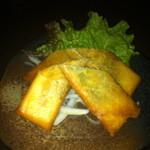 呑みきち - チーズ春巻き 380円