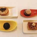 インターコンチネンタルホテル大阪 - 料理写真: