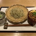 小料理なごみ - 料理写真:ざる蕎麦