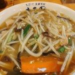 まると - 料理写真:サンマー麺