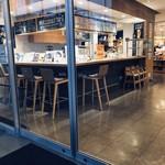 セレクトカフェ モカマタリ - 店舗前風景