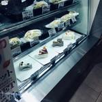 セレクトカフェ モカマタリ - ケーキ