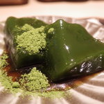 京はやしや - 料理写真:わらび餅