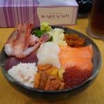 小樽ポセイ丼 -