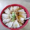 福家そばや - 料理写真:チャーシューワンタンメン
