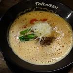 神田町 虎玄 - 担担麺(辛さ普通)