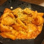 119250949 - チキンのトマト&チーズグリル  980円