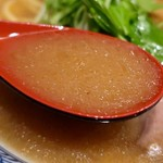 赤坂麺処 友 - 芳醇あごだし醤油(830円)