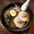 藤正 - 醤油ラーメン(600円)