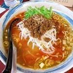 二代目めん家 味味 - 赤担々麺