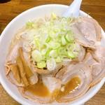らーめん弁慶 - チャーシュー麺