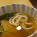 道頓堀 今井 - 麺