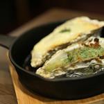 kitchen俊貴 - 2019年11月再訪:牡蠣のパセリニンニクバター焼き&牡蠣のオーブン焼き☆
